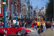 Very busy street