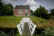 Small farmhouse and garden