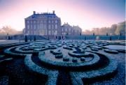 Garden of Royal residence 'Het Loo'.