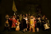 The Nightwatch Guild brings a life Rembrandt's masterpiece 'The Nightwatch'